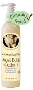 Earth Mama Angel Baby USDA Organic clinically tested all natural