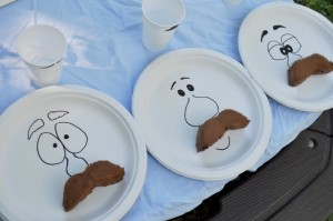 respect the stache: little man tea party little man tea party DIY craft blog