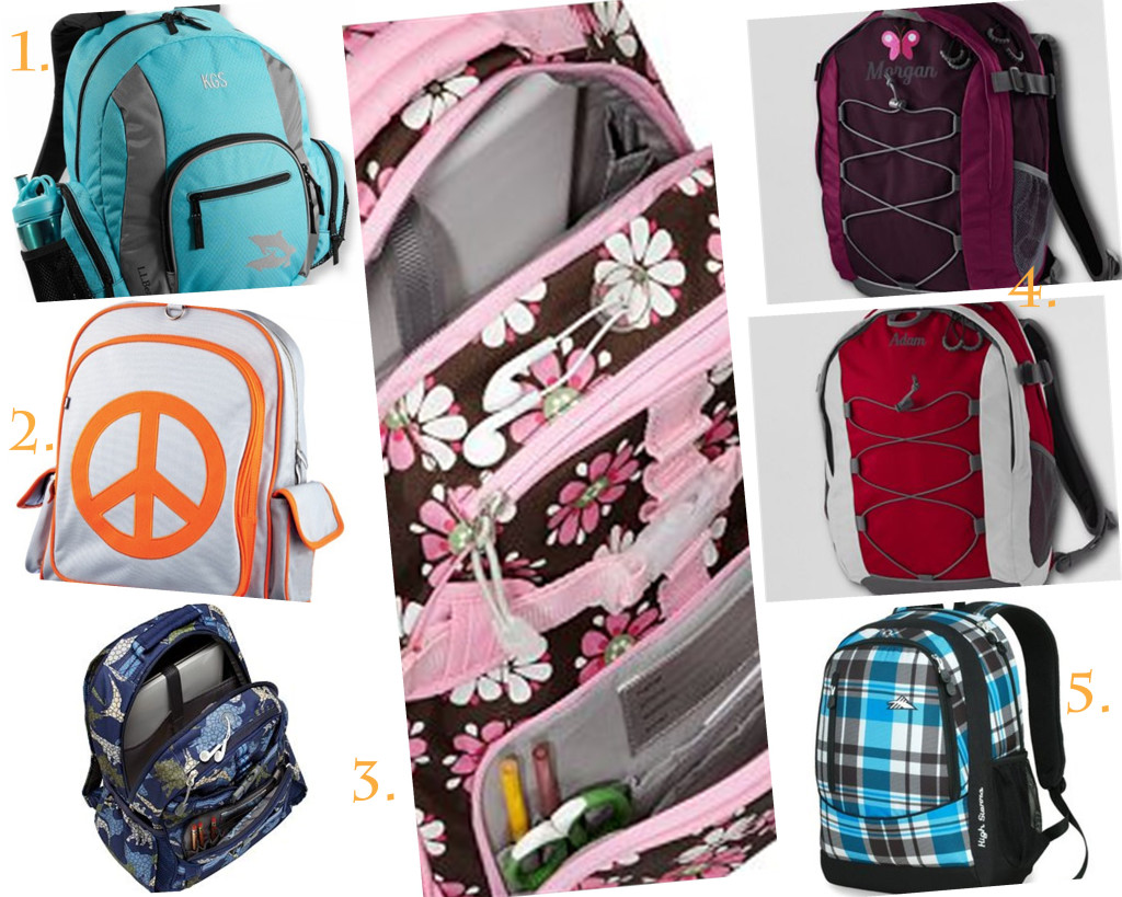 Top 5} Backpacks for Elementary- Erin