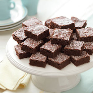 Deceptively Delicious Brownies With Carrot And Spinach