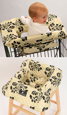 Ultimate Shopping Cart Amp High Chair Cover Balboa Baby