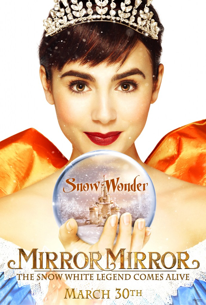 Mirror Mirror {film} + Movie Prize Pack Giveaway movie tickets movie giveaway gift card