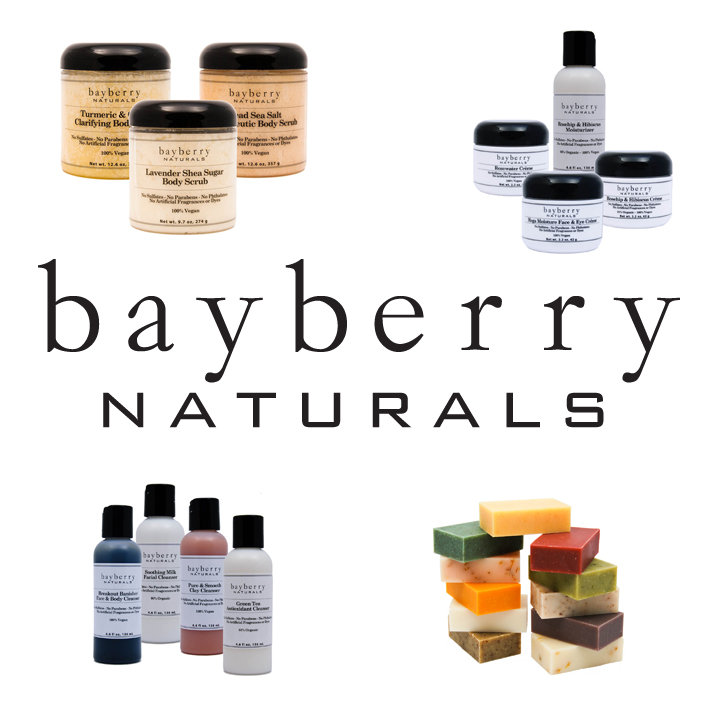 100% all natural skin and hair care {Bayberry Naturals} soap skincare sensitive natural haircare bayberry naturals