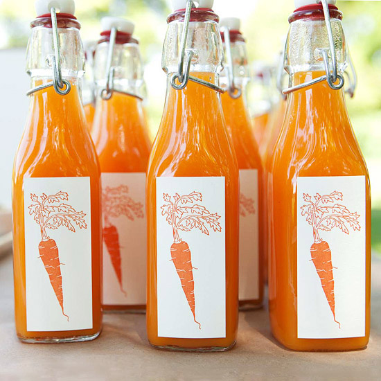 Carrot Lemonade