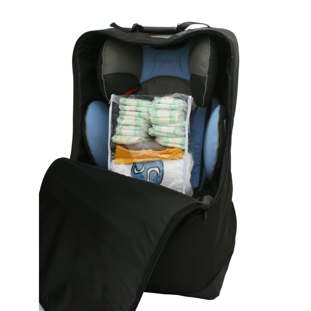 Elite Car Seat Travel Bag {J.L. Childress} + Giveaway Travel Bag J.L. Childress Elite car seat