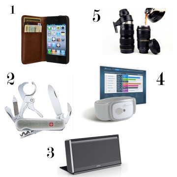 Gadgets for Dad father's day gifts
