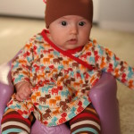 Urban Baby Bonnets {Cool Kids, Hip Mamas} + Giveaway wrap dress sun hat organic handmade apparel