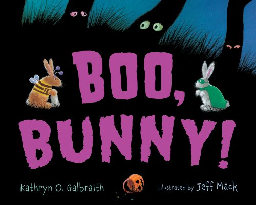 Boo, Bunny! board book