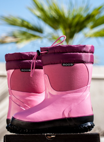 Bogd Boots kid weather boots
