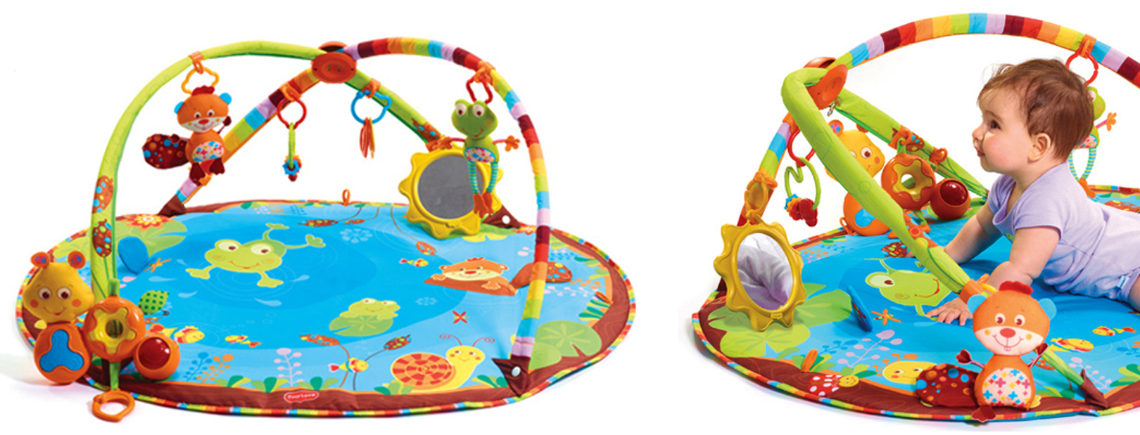 Gymini my nature pals activty playmat review