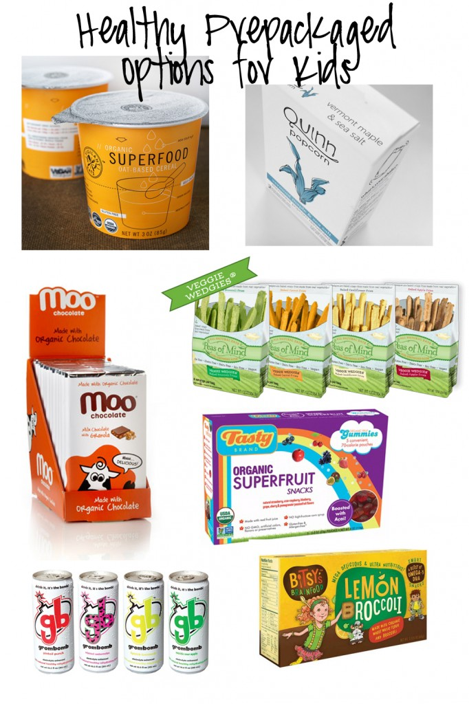 healthy prepackaged options for kids round-up