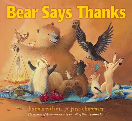 Bears Says Thanks