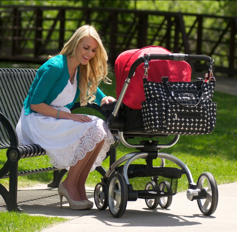 Carry Your Baby Necessities in Style with the JJ Cole Cadence Bag! {Review & amp; Giveaway} - Must Have Mom