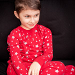 soft thermal pajamas {Hatley} + giveaway winter pajamas giveaway family run