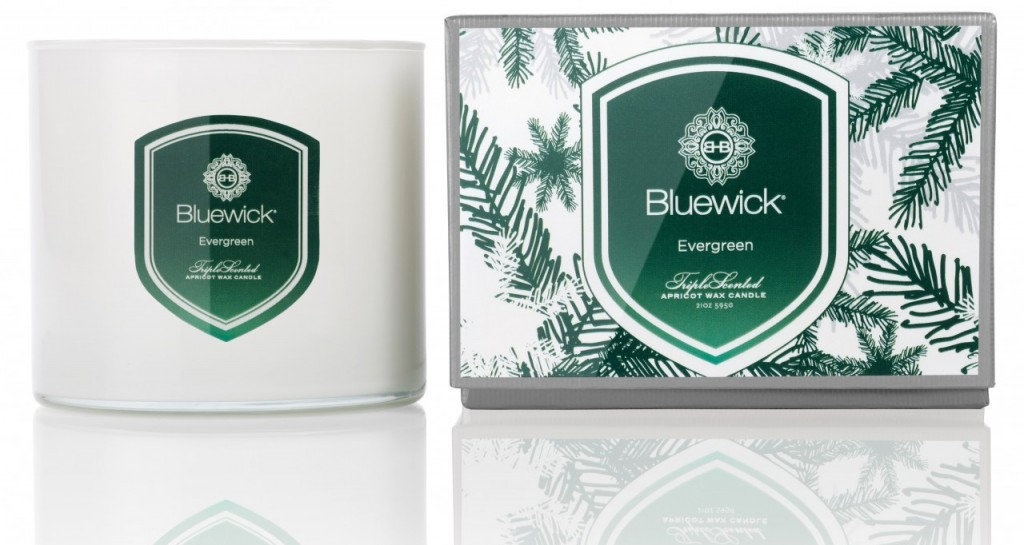 the cleanest burning holiday candles {Bluewick} Giveaway household home holiday HGG Home giveaway gift Fragrance candles