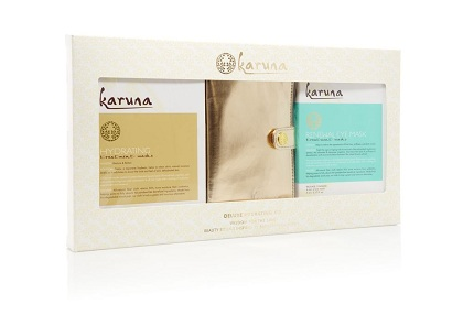 karuna deluxe hydrating kit