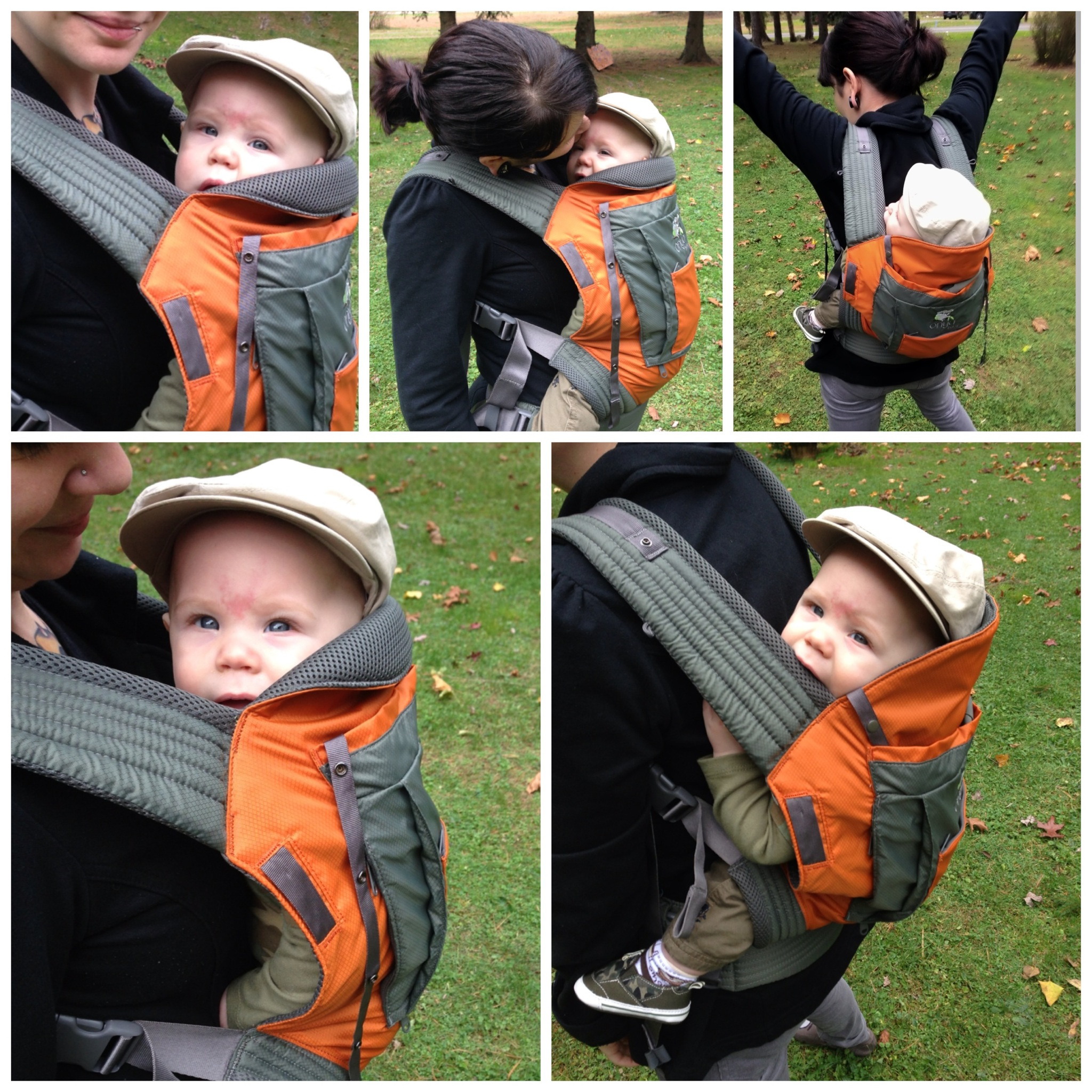 Onya Baby baby carrier review