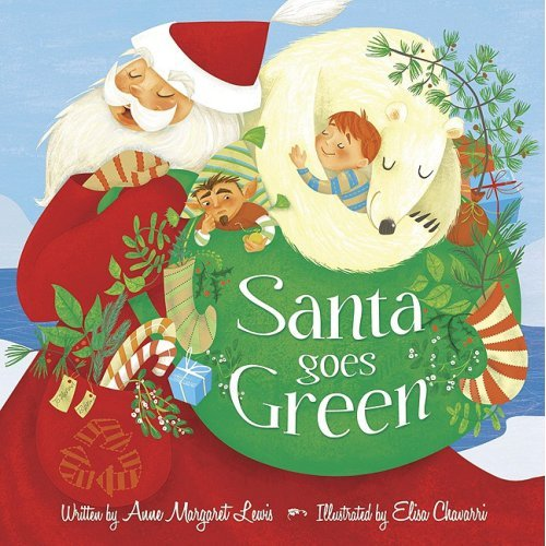 Santa Goes Green