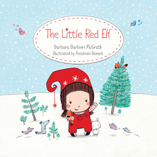 the little red elf book