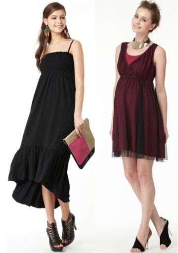 mamaway maternity holiday dresses