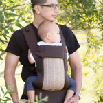 Onya Baby Outback Soft Structured Baby Carrier {Onya Baby} SSC soft structured baby carrier babywearing baby gear baby carrier attachment parenting