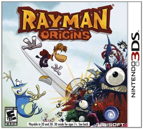 rayman origins review
