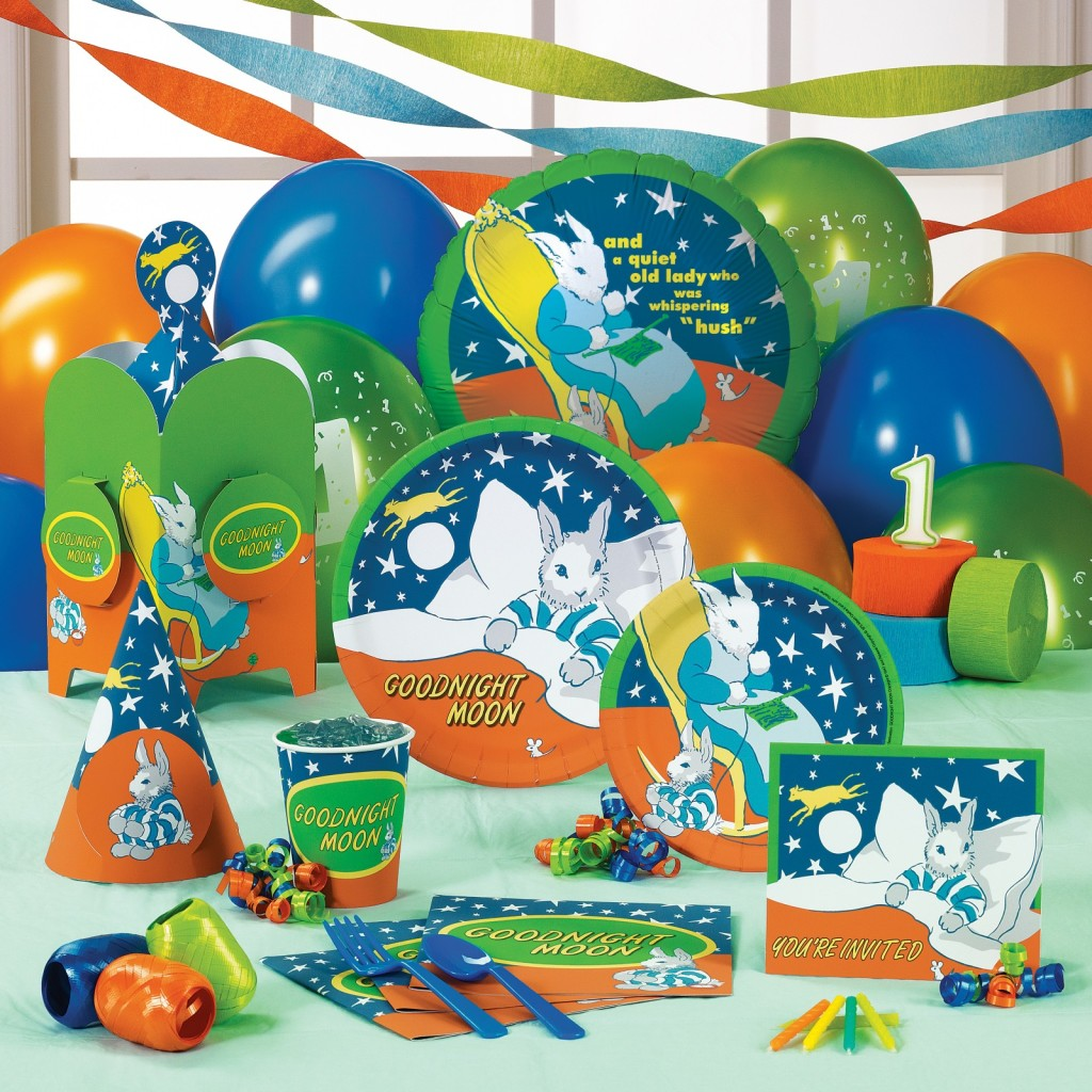 Party Themes Make A Comeback {Birthday Express}
