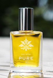 natural fragrance for your Valentine {Lucy Miller Pure} valentines day mom gift Fragrance beauty all natural