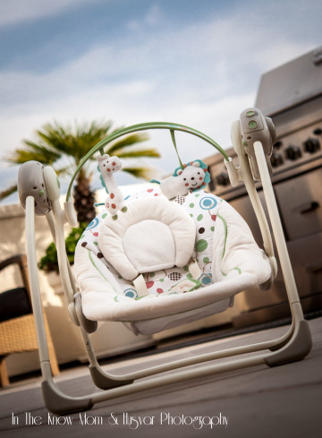 comfort & harmony portable swing review