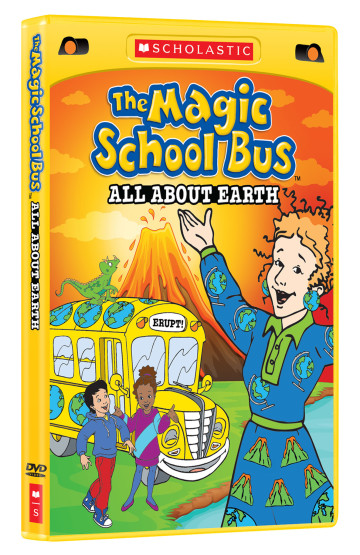 The Magic School Bus: All ABout Earth DVD review