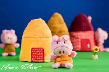 haba three little pigs review