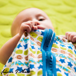 the ultimate in swaddling comfort {Zen Swaddle by Nested Bean} swaddle sleepwear preemie newborn infant apparel