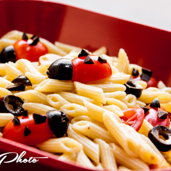 kids ladybug pasta recipe