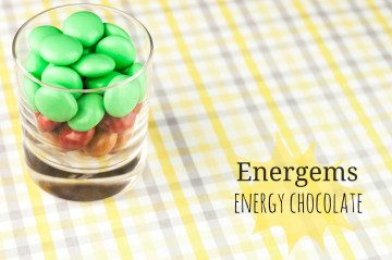 energems chocolate energy review