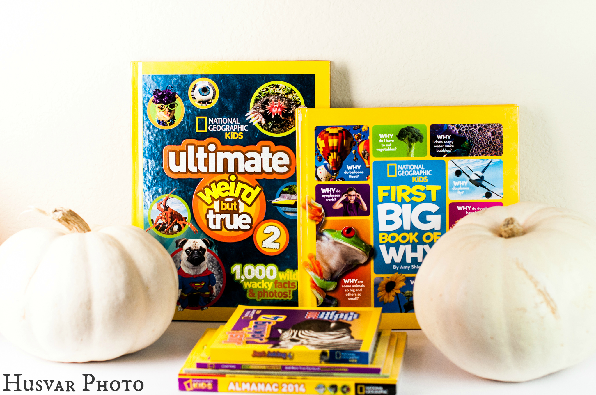 learning and laughs with {National Geographic Kids} - in the