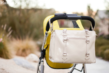 OiOi patent leather diaper bag