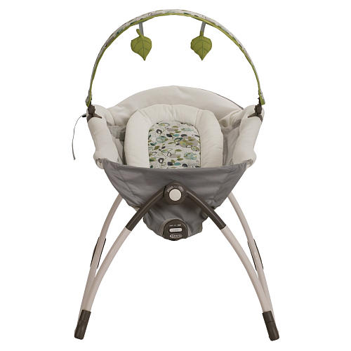 graco little lounger review