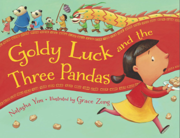 Goldy Luck and the three pandas review