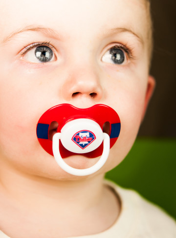 phillies baby fan accessories