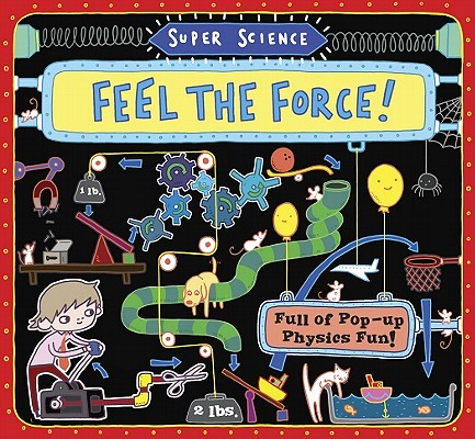 SUper Science Feel the Force book review