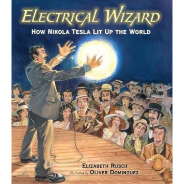 electrical wizard nikola tesla book review