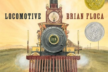 locomotive book revew floca