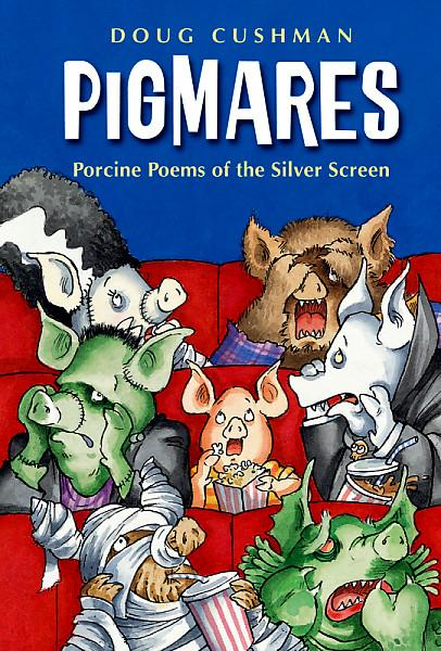 pigmares review halloween books